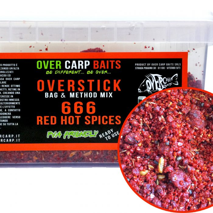 666 RED HOT SPICES