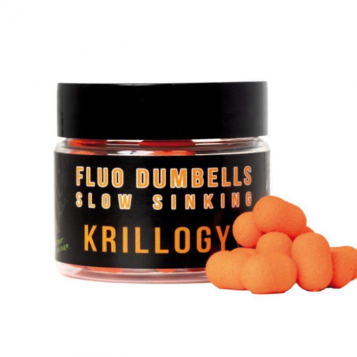 KRILLOGY FLUO DUMBELLS 7X11